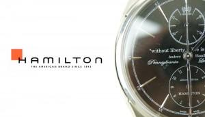 HAMILTON|ハミルトン買取