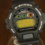 G-SHOCK DW-6900日産限定モデル NISMO