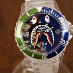 BAPEX ベイペックス APE シャーク 腕時計