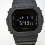 G-SHOCK DW-5600BB-1JF Solid Colors